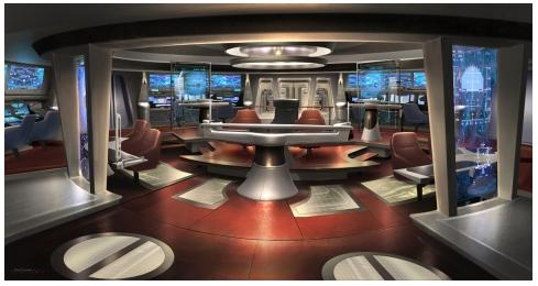 Image credit - Paramount Pictures (from 2009 Star Trek movie)