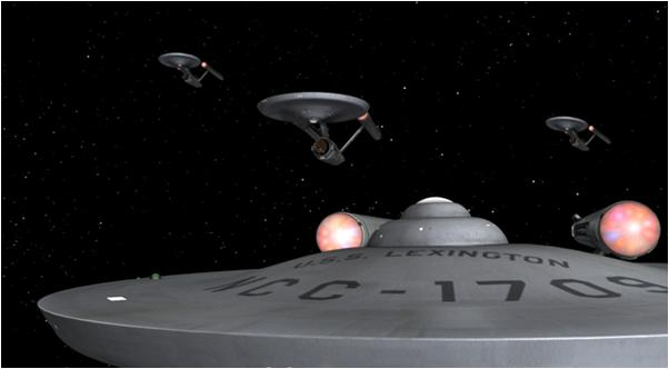 Image credit - CBS (original Star Trek TV series)